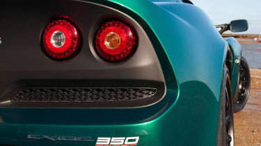 Lotus Exige Sport 350 - rear detail
