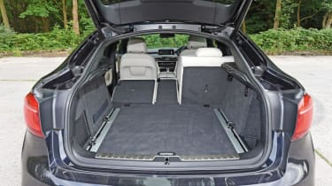 Used BMW X6 - boot