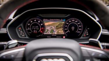 Audi RS Q3 - instrument dials