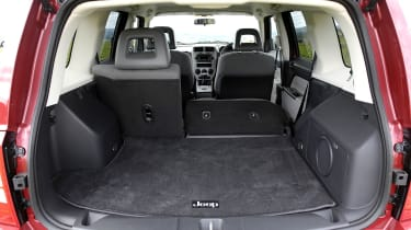 Jeep Patriot 2.0 Diesel Sport boot