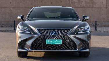 Lexus LS 500h - full front static