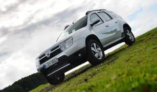 Dacia Duster vs rivals