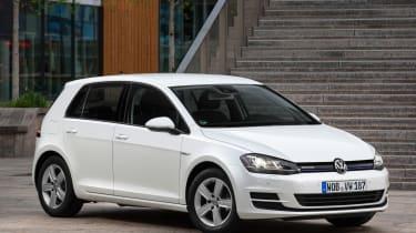 VW Golf BlueMotion 1.0 TSI static