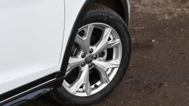 Audi A1 Citycarver - wheel