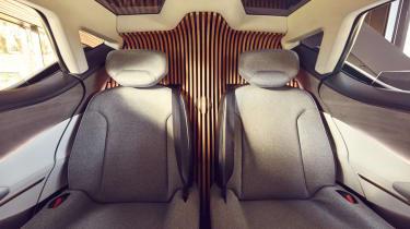 Renault Symbioz concept - rear seats
