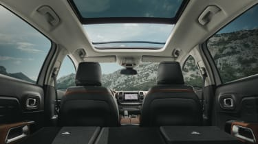 Citroen C5 Aircross - sunroof