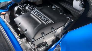 Lotus Evora GT410 Sport - engine