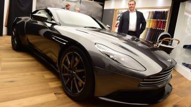 Aston Martin DB11 - Steve Fowler