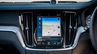Volvo V60 T8 Twin Engine - sat-nav