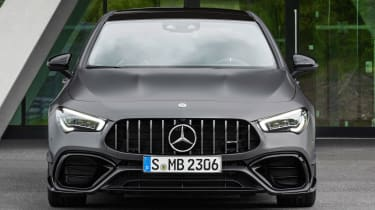 Mercedes-AMG CLA 45 - front static