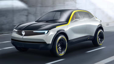 Vauxhall GT X Experimental - front