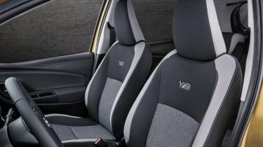 Toyota Yaris Y20 Launch Edition - interior