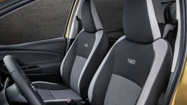 Toyota Yaris Y20 Launch Edition - interior