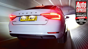 Don't be fooled by its understated looks, the Skoda Superb has limo-like space, a strong range of engines and the latest on-board tech - it's a great fit for family life.