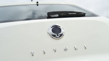 SsangYong Tivoli - badge