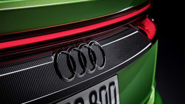 Audi RS Q8 - Audi badge