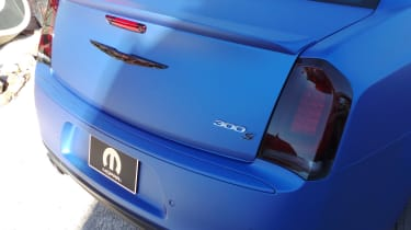 Chrysler 300 Super rear