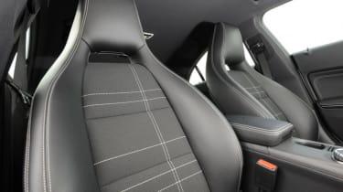 Used Mercedes CLA - seats