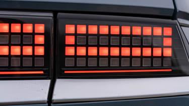 Ioniq 5 - rear lights