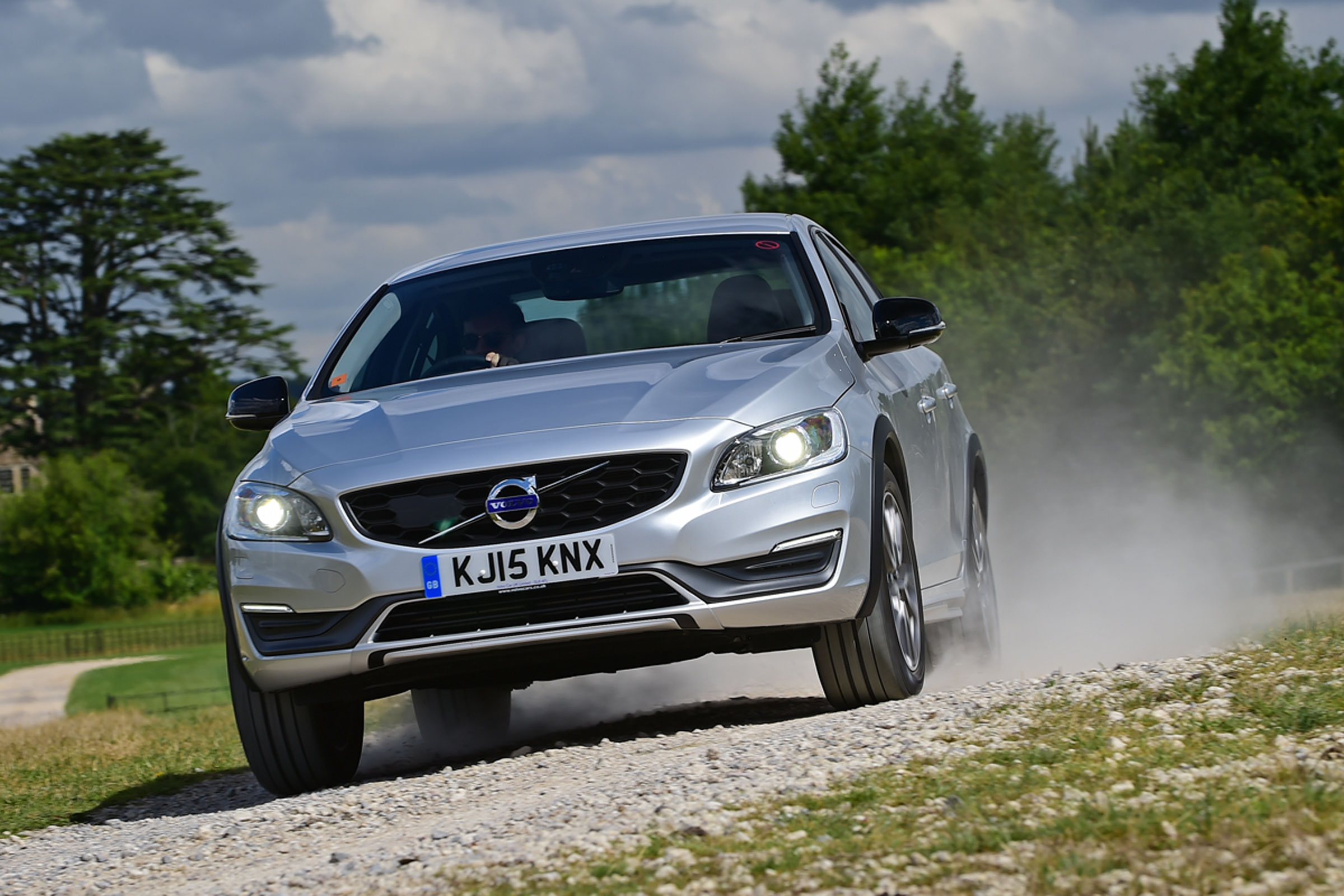volvo s60 off road