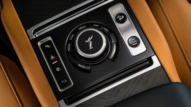 Rolls-Royce Cullinan SUV - controls