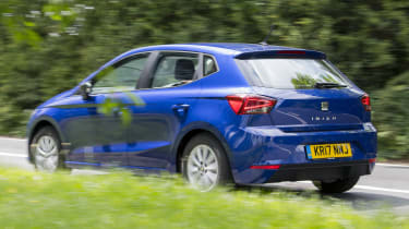 SEAT Ibiza 1.0 petrol - rear