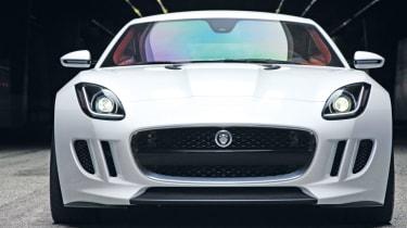 Jaguar C-X16 front