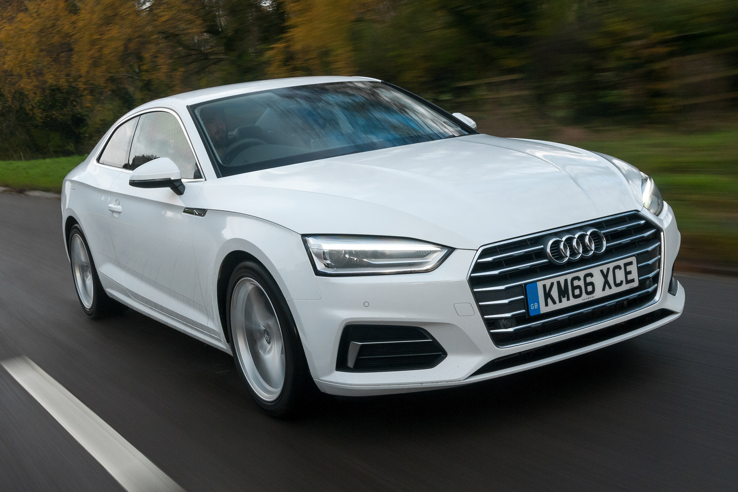 New Audi A5 Coupe 2 0 Tdi Sport 2017 Review Auto Express