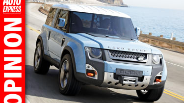 Opinion Land Rover Defender