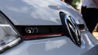Volkswagen up! GTI Worthersee reveal grille