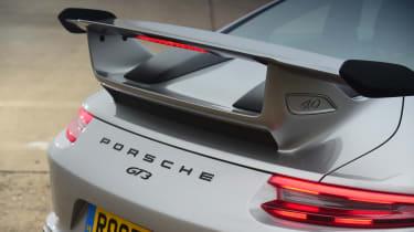 Porsche 911 GT3 - rear wing