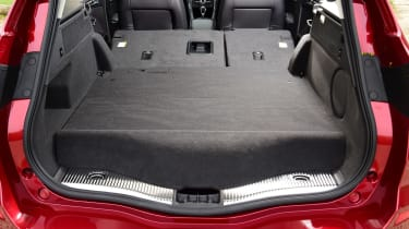 Ford Mondeo Hybrid Estate - boot seats down