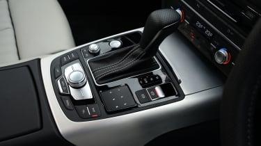 Audi A6 - interior detail