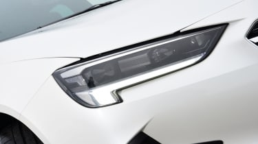 Vauxhall Insignia - headlight