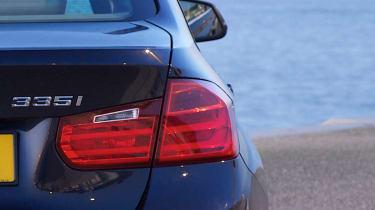 BMW 335i badge