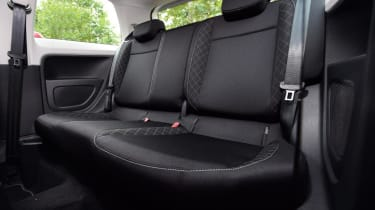 Used Skoda Citigo - rear seats