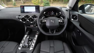 DS 3 Crossback - dash