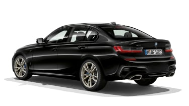 BMW M340i xDrive - rear