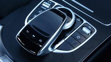 Mercedes C-Class - transmission