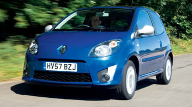 Renault Twingo Gt 2007 Review Auto Express