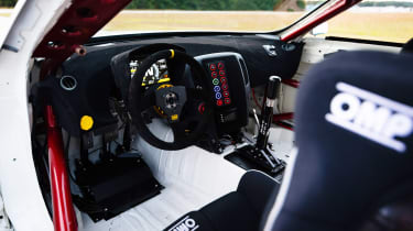 Nissan Global Time Attack TT 370Z - cabin