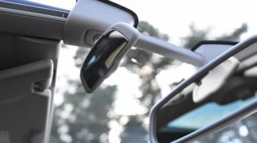 Citroen Grand C4 SpaceTourer - rear view mirror
