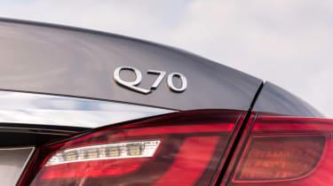Infiniti Q70 hybrid taillight