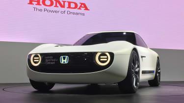 Honda Sports EV concept - front low