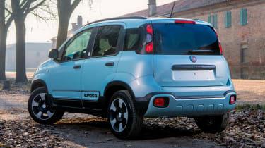 Fiat Panda Mild Hybrid - rear static