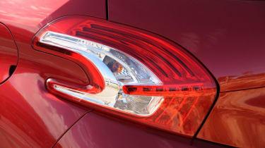 Peugeot 208 1.6 VTi Allure light
