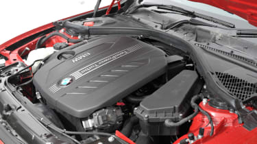 BMW 435d engine