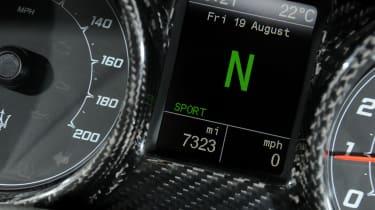 Maserati GranTurismo MC Stradale detail