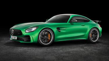 Mercedes-AMG GT R - front/side studio