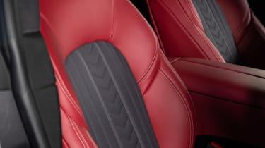 Maserati Levante GranLusso - seats